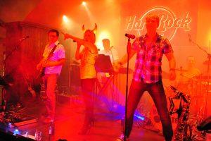 Partyband aus München bei Leinup Agentur 08