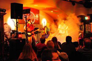 Partyband aus München bei Leinup Agentur 10