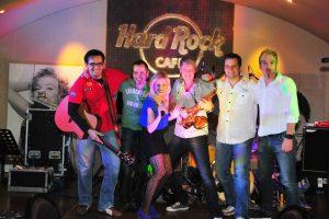 Partyband aus München bei Leinup Agentur 16