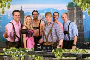 Partyband aus München bei Leinup Agentur 19