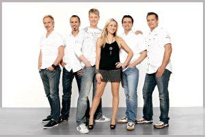 Partyband aus München bei Leinup Agentur 22