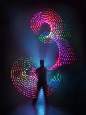 led show jongleur agentur leinup bilder 06