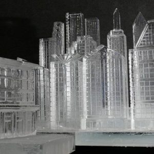 Eisskulptur eisschnitzen eis design Leinup agentur münchen 10
