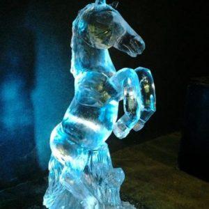 Eisskulptur eisschnitzen eis design Leinup agentur münchen 15