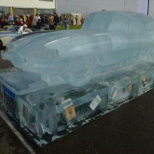 Eisskulptur eisschnitzen eis design Leinup agentur münchen 38