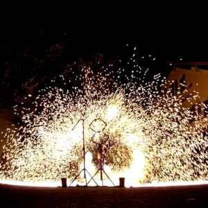 Feuershow muenchen agentur hochzeit service lein up 23 stahlfunken