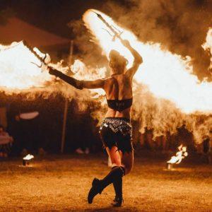 Feuershow muenchen agentur hochzeit service lein up_Lyco