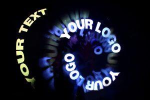 Licht Jongleur Lightpainting Show bei Leinup Künstleragentur 3