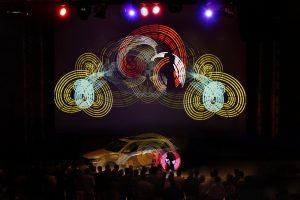 Light Painter Licht-Jongleur Audi Q7 bilder leinup 01