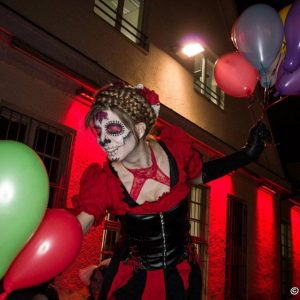 stelzenlauf halloween party feier event bilder_02