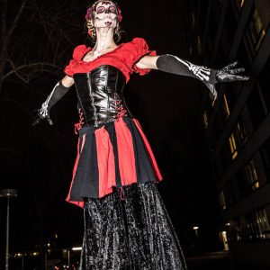 stelzenlauf halloween party feier event bilder_03