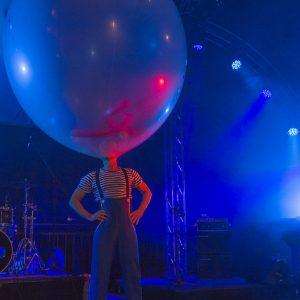 Künstler im Ballon bilder 02