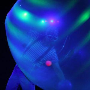 Künstler im Ballon bilder 13