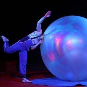 Künstler im Ballon bilder 15
