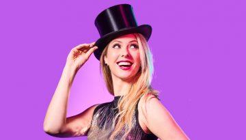 Magic Woman bilder zauberkuenstler web