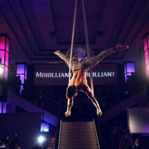 akrobat akrobatik show bei leinup agency münchen