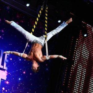 luftakrobat seilakrobat akrobatik show bei leinup künstleragentur 6