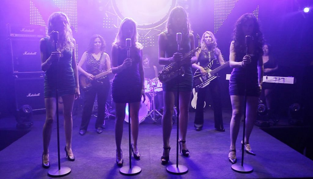damenband der exraklasse ladies showband gross web 1400
