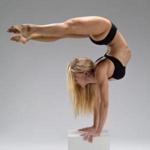 Handstandakrobatik bilder 3