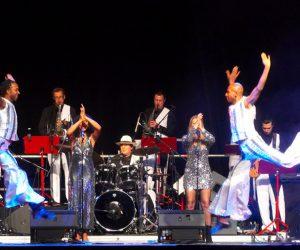 Abertura-2Maenner+Band-Samba-Show Leinup Agentur München