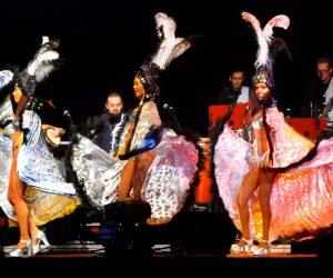 Abertura-Samba-Show Leinup Agentur München