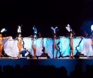 Abertura-alle 6-Samba-Show Leinup Agentur München