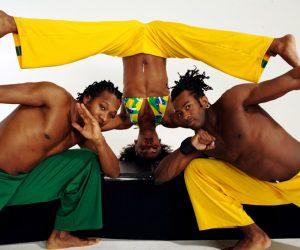 Capoeira-Samba-Show Leinup Agentur München bild 2