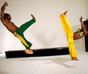 Capoeira-Samba-Show Leinup Agentur München bild 4