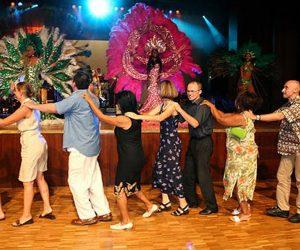 Carnaval-Finale-Samba-Show Leinup Agentur München - Publikum