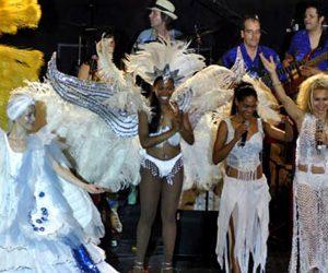Carnaval-Finale-Samba-Show Leinup Agentur München bilder