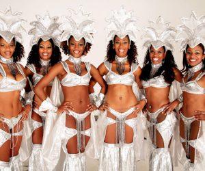 Carnaval-Studio-Samba-Show Leinup Agentur München 2
