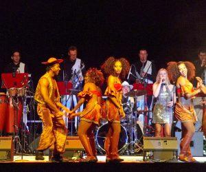 Live-Samba-Show Leinup Agentur München 8a