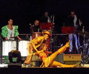 Live Samba-Show Leinup Agentur München 9a