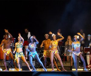 Magalenha-Live-Samba-Show Leinup Agentur München 2