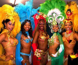 Samba Samba-Show Leinup Agentur München 2