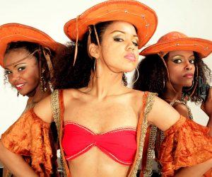 Samba-Show Leinup Agentur München 11a
