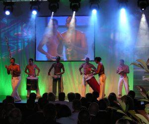 Samba-Show Leinup Agentur München 5a