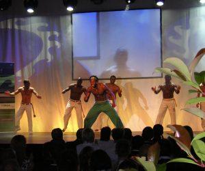 Samba-Show Leinup Agentur München 6a
