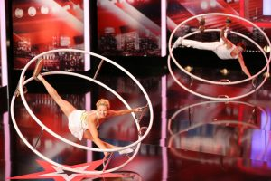 Acrobatic Shows Duo Leinup Agentur Bilder 02