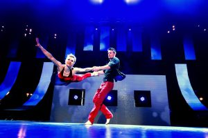 Acrobatic Shows Duo Leinup Agentur Bilder 08a