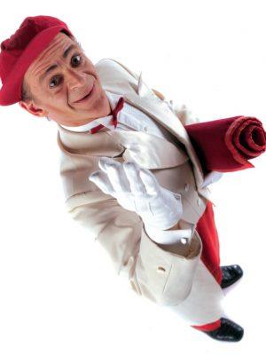 Clown_comedy Bonjour
