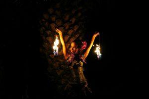 Feuer Jonglage Show Bilder 05